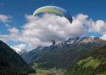 Tandem Paragliding Tirol. Innsbruck, AUSTRIA