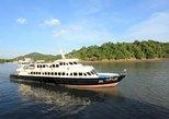 De Phuket a Koh Phi Phi em Phi Phi Cruiser. Ko Phi Phi Don, Tailândia