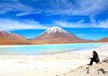 Excursão pelo Salar de Uyuni em 3 dias e 2 noites | incahuasi | lakes altiplanicas y geisers |. Uyuni, Bolívia