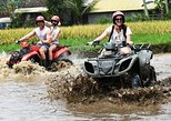 Bali Quad Bike Pass by Waterfall and Tunnel All-Inclusive. Seminyak, Indonesia