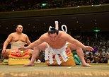 Torneio de luta sumô em Tokyo. Tokyo, JAPÃO