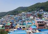 Busan Tour with Gamcheon Culture Village. Busan, South Korea