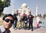 Excursión privada de 3 días por el Triángulo de Oro en Delhi, Agra y Jaipur.. Nueva Delhi, INDIA