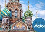 TODO INCLUIDO: recorrido de día completo por San Petersburgo. San Petersburgo, RUSIA