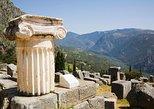 Tour de 4 días en Grecia Epidauro, Micenas, Olimpia, Delfos, Meteora. Atenas, GRECIA