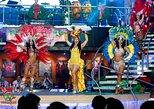 Cena y espectáculo en Mango's Tropical Cafe Orlando. Orlando, FL, ESTADOS UNIDOS