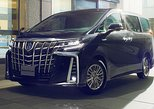 Explore Okinawa with Private Alphard Car Hire with Simple English Driver. Naha, JAPAN