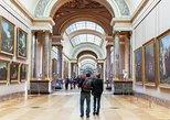 Excursão guiada pelo Museu do Louvre de Paris com evite as filas,
