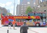 Excursión en autobús con paradas libres por la ciudad de Toronto. Toronto, CANADA