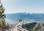 Excursão em Whistler e passeio de gôndola Sea to Sky. Vancouver, CANADÁ