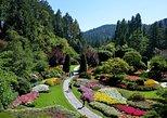 Excursão a Victoria e aos Jardins de Butchart saindo de Vancouver. Vancouver, CANADÁ
