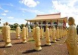 Recorrido por la ciudad con templo budista, mezquita musulmana y Ecomuseo. Foz do Iguacu, BRASIL