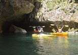 Cave Kayaking and Zipline Combo Tour from Belize City,