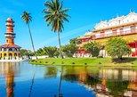 Tour a los templos de Ayutthaya y crucero por el río desde Bangkok con almuerzo,