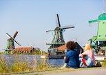 Molinos de viento de Zaanse Schans y degustación de quesos de Amsterdam. Amsterdam, HOLANDA
