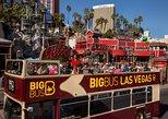 Excursão de Ônibus Grande Hop-On Hop-On de Las Vegas com Vista Panorâmica,