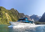 Milford Sound Scenic Cruise from Queenstown, Te Anau or Milford Sound. Te Anau, New Zealand