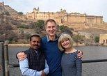 Excursión de día completo privada en Delhi Jaipur con Fuerte Amber. Nueva Delhi, INDIA