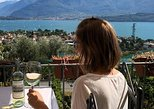Domaso: Wine Tasting at the Winery on Como Lake. Lago Como, ITALY