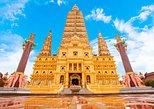 Amazing 3 Temples. Khao Lak, Thailand