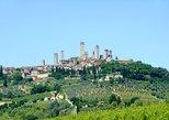 The best of Siena and San Gimignano from Livorno, San Gimignano, ITALIA
