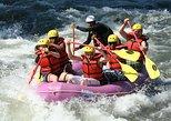 Excursão de rafting pelo Rio Negro saindo de Bogotá,