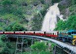 Excursión de Cairns a Kuranda: Ferrocarril, vida salvaje, cultura aborigen. Cairns y el Norte Tropical, AUSTRALIA