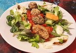 Vegan Bio Lunch with Organic Wine Tasting, Assisi, ITALIA