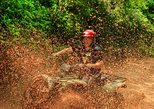 ATV Tour with Cenote swim, Ziplines, Transportation and Lunch Included,