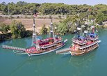 Manavgat River Cruise & Waterfall & Bazaar Visit, Side, TURQUIA