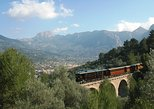 Mallorca in One Day Sightseeing Tour with Boat and Train Rides. Mallorca, Spain