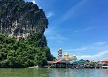 James Bond & Beyond, Phang Nga Tour. Khao Lak, Thailand