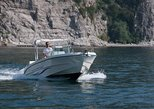 Amalfi Coast boat tour. Salerno, ITALY