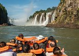 Brazilian Side of the Falls and Boat Tour Macuco Safari - All Tickets Included. Puerto Iguazu, ARGENTINA
