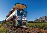 Recorrido vinícola de día completo en tranvía a Franschhoek desde Ciudad del Cabo. Ciudad del Cabo, SUDAFRICA