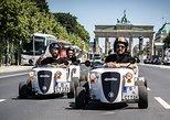 Visita guiada de Berlín en un vehículo Mini HoRod sin conductor,