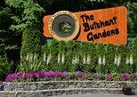 Butchart Gardens Tour from Victoria. Isla de Vancouver, CANADA
