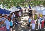 Eumundi Markets Return Transfer. Noosa y Sunshine Coast, AUSTRALIA