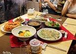 Tour al mercado de Seúl y clase de cocina coreana con grupos pequeños. Seul, COREA DEL SUR