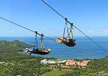 Pase de un día con almuerzo para Diamante Eco Adventure Park. Playa Hermosa, COSTA RICA