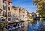 Bruges Express City Tour a partir de Bruxelas,