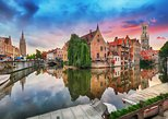 Ghent and Bruges Full-Day Tour from Brussels,