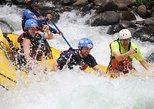 Sarapiqui River Class 3 and 4 White Water Rafting from La Fortuna. La Fortuna, COSTA RICA