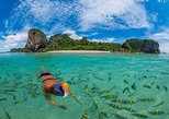 Phi Phi Islands Half Day Tour From Phi Phi by Big Boat. Ko Phi Phi Don, Thailand