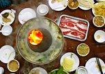 Recorrido gastronómico de cena en el antiguo Pekín. Beijing, CHINA