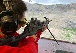 Experiência em estande de tiro ao ar livre em Las Vegas,