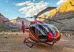 Excursão de helicóptero pelo Grand Canyon com champanhe de Las Vegas,
