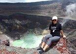 Ilamatepec ( Santa Ana ) Volcano Hiking Adventure + Lake Coatepeque.,