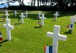 Full Day D-Day landing beaches, American sector, Bayeux, França