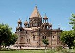 Transport rental to Echmiadzin, Zvartnots, Khor Virap, Garni, Geghard,